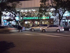 巴克咖啡店 at Garden Hotel, Guangzhou