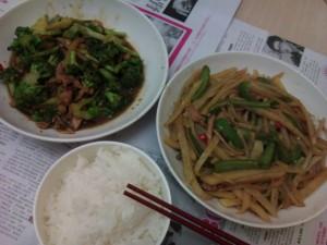 我爱吃的家常菜