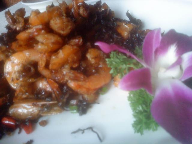 我最爱的铁观音茶叶虾