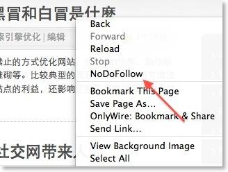 被人遗忘的搜索引擎优化至关重要的标签 - nofollow, dofollow