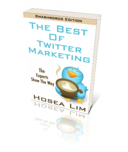 Book Cover - The Best of Twitter Marketing