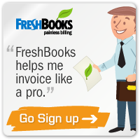 Web Invoicing - Painless Online Billing with Freshbooks
