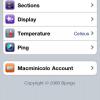 iPhone程序 - iStat 2